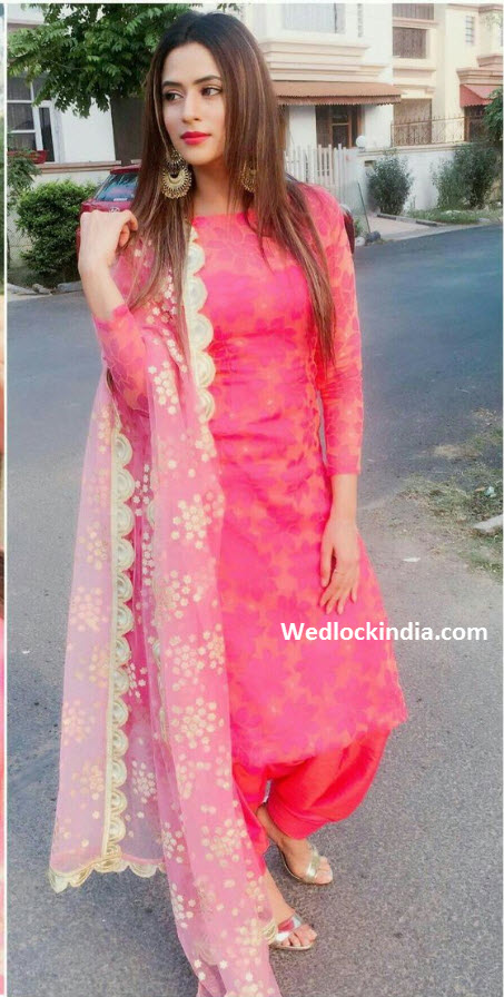Designer Suits For Ladies Punjabi Archives Wedlockindia Com