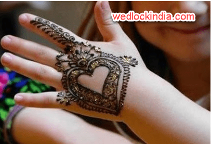 30+ Latest Mehndi Designs for Kids \u0026 Baby 2018,2019